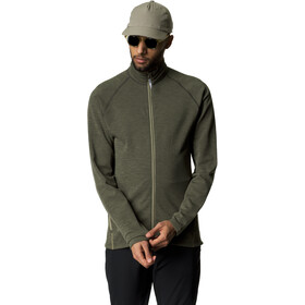 Houdini Outright Fleece Jacket Herre light willow green